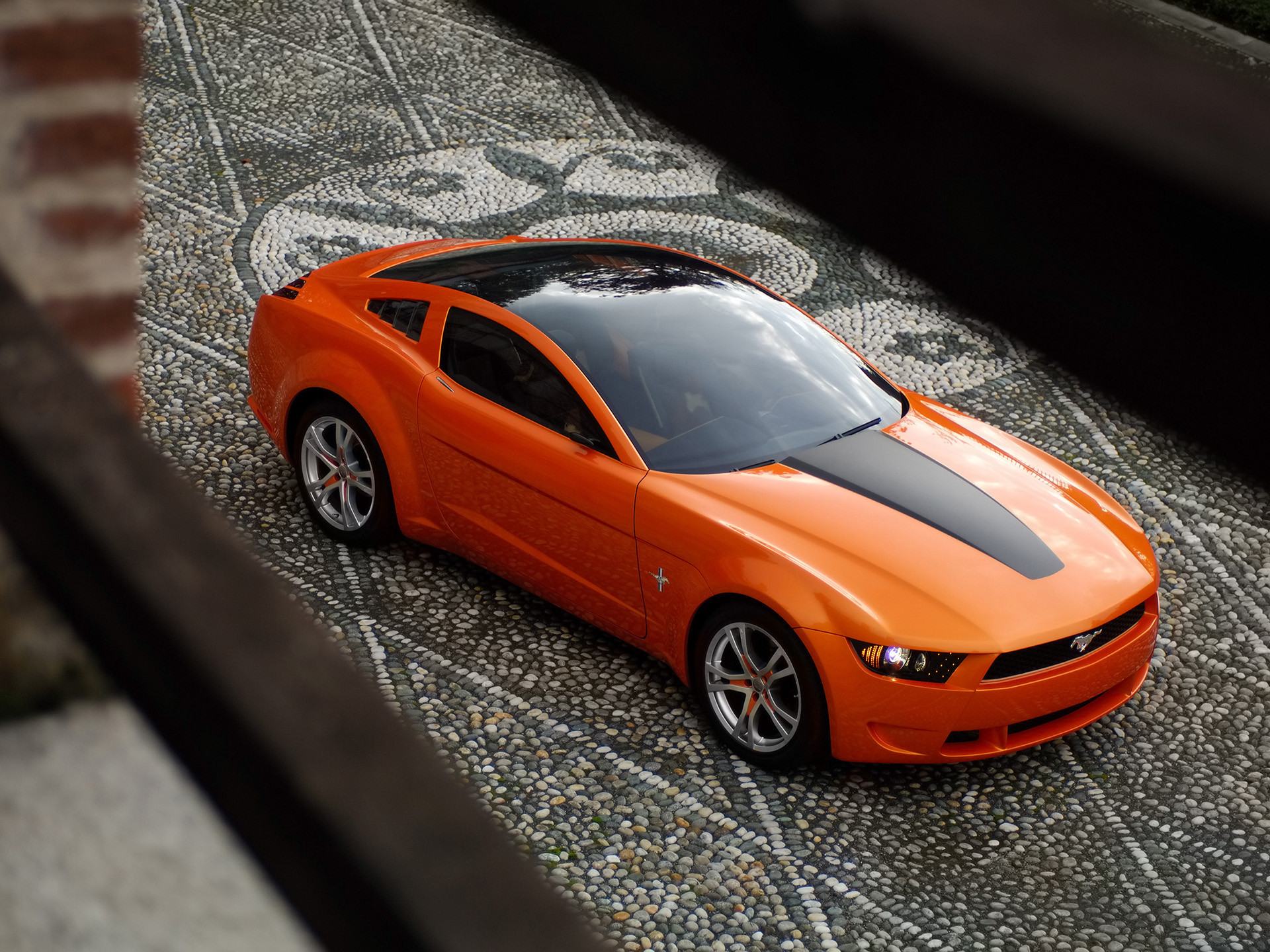 Italdesign Giugiaro Ford Mustang Concept photo 39934