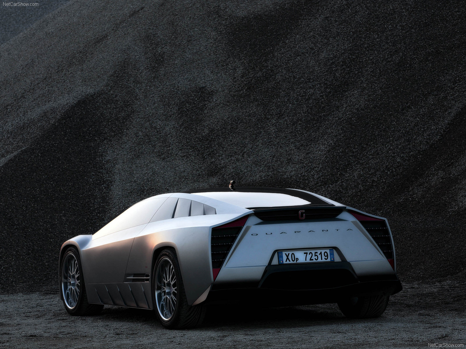Italdesign Giugiaro Giugiardo Quaranta photo 52947
