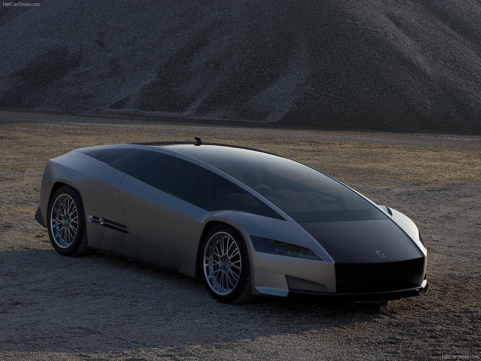 Italdesign Giugiaro Giugiardo Quaranta photo 52952