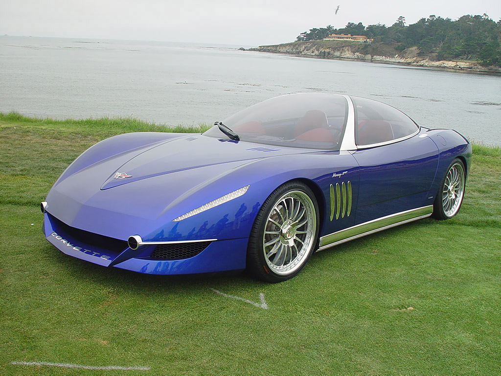 Italdesign Giugiaro Moray Corvette photo 41433