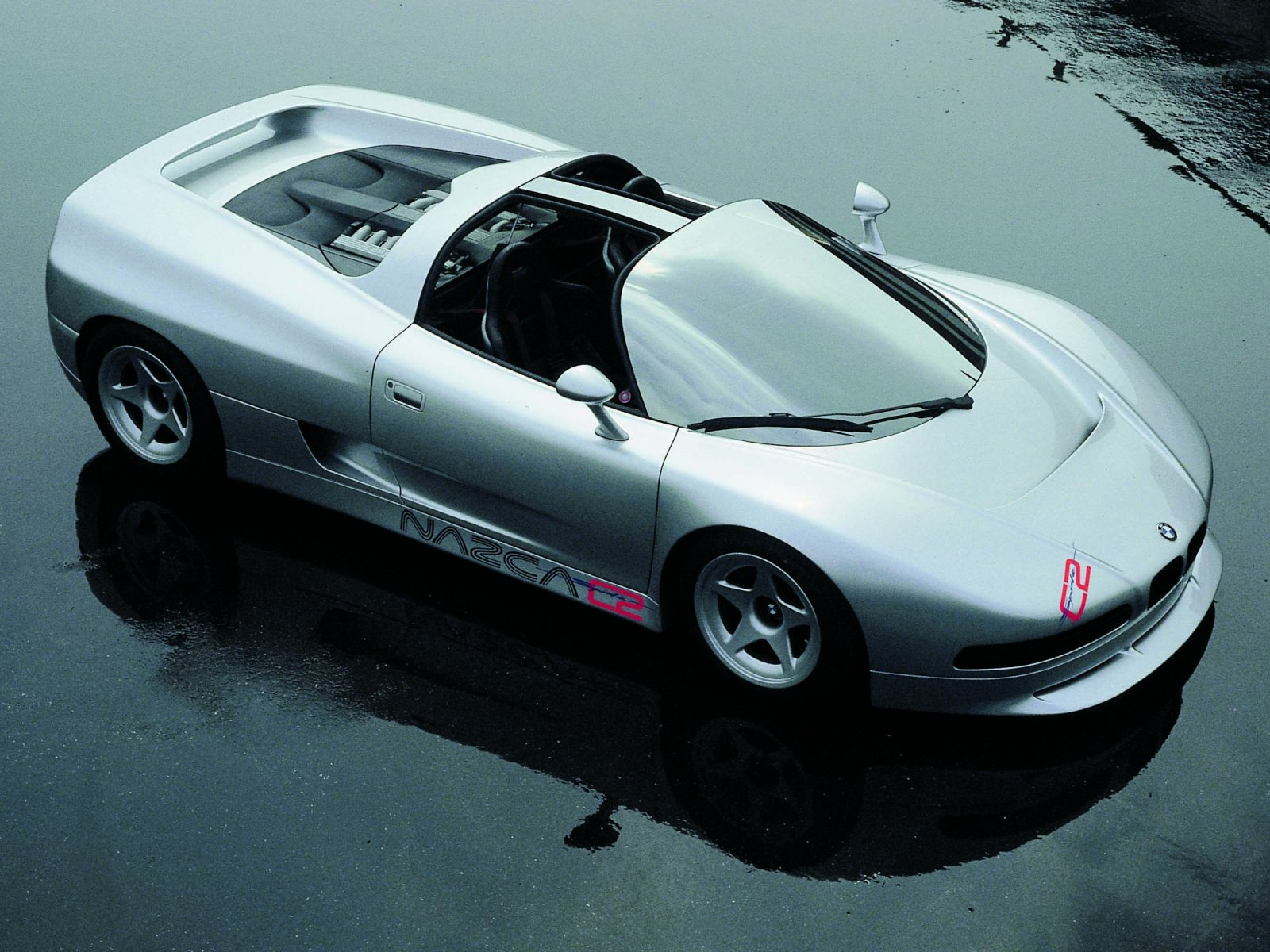 Italdesign Giugiaro Nazca C2 Spider photo 12371