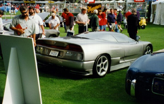 Italdesign Giugiaro Nazca M12 photo 12352