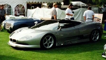 Italdesign Giugiaro Nazca M12 photo 12353