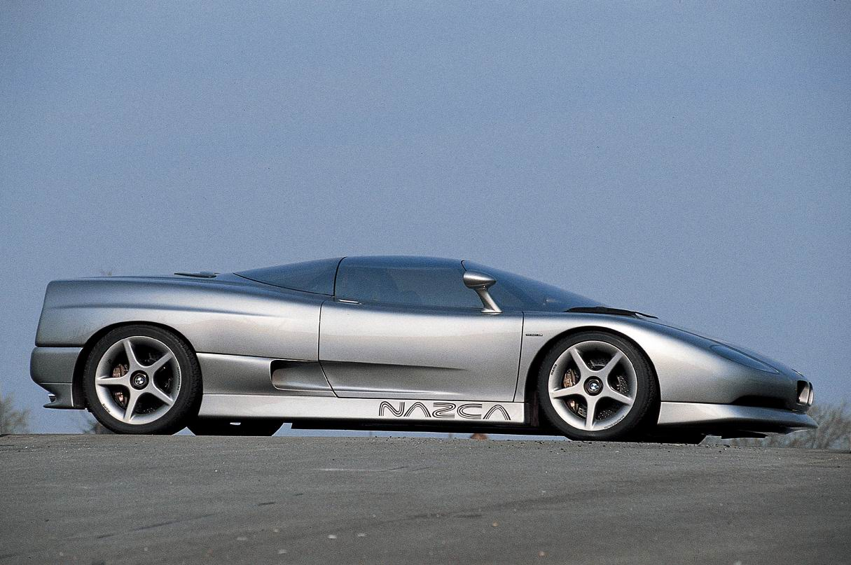 Italdesign Giugiaro Nazca M12 photo 12357