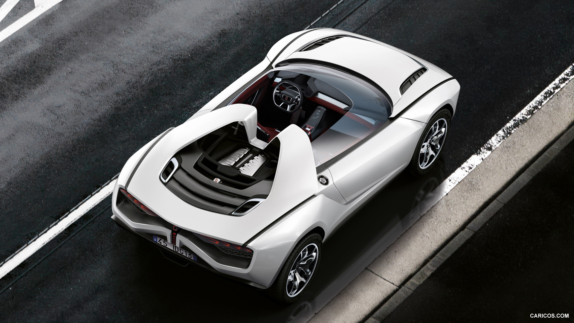 Italdesign Giugiaro Parcour photo 133013