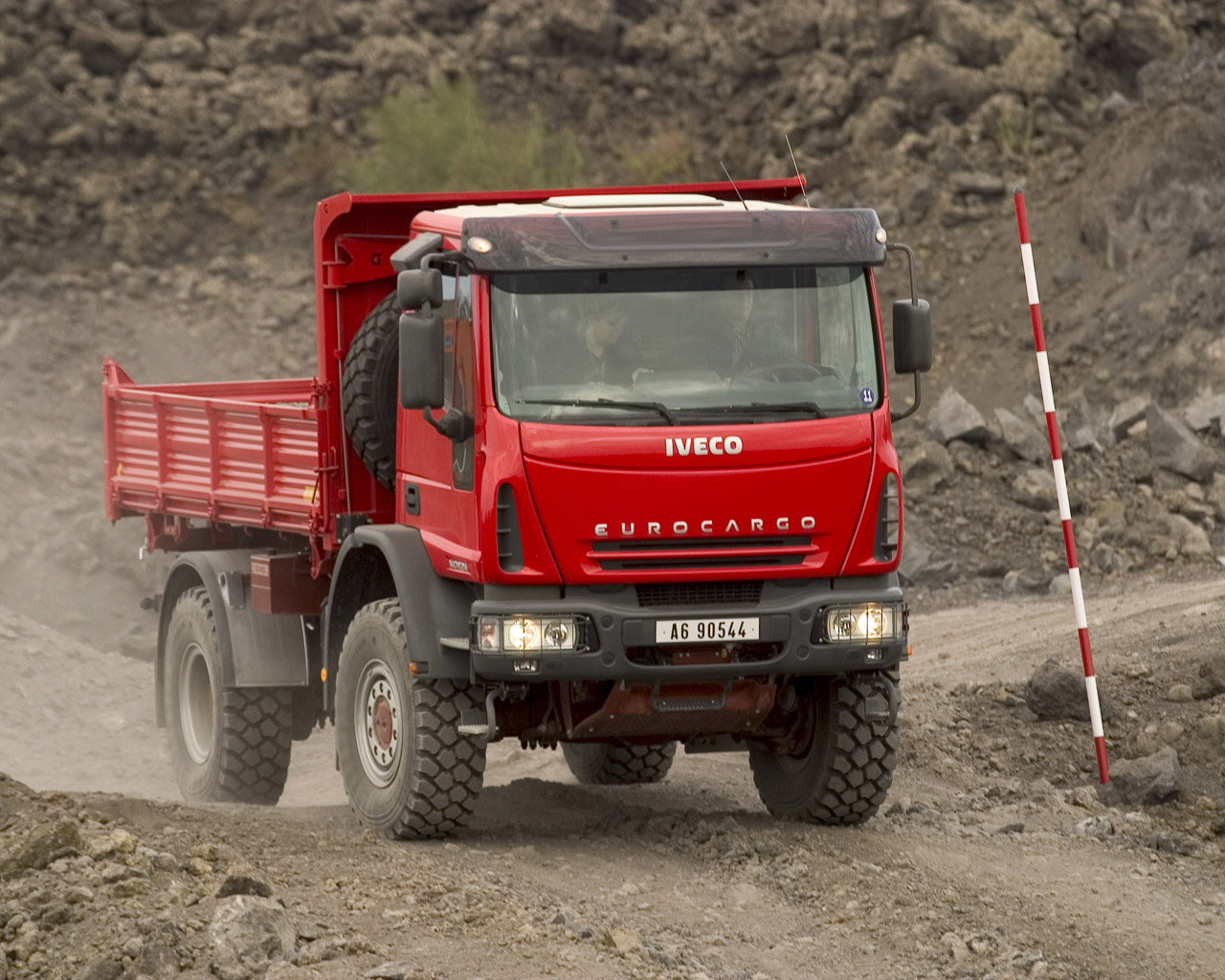 IVECO Eurocargo 4x4 photo 53861