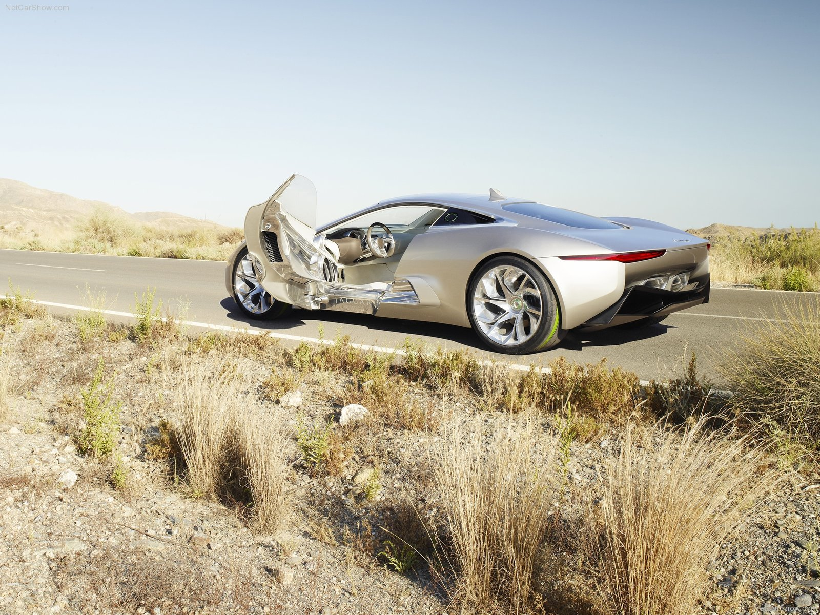 Jaguar C-X75 photo 76162