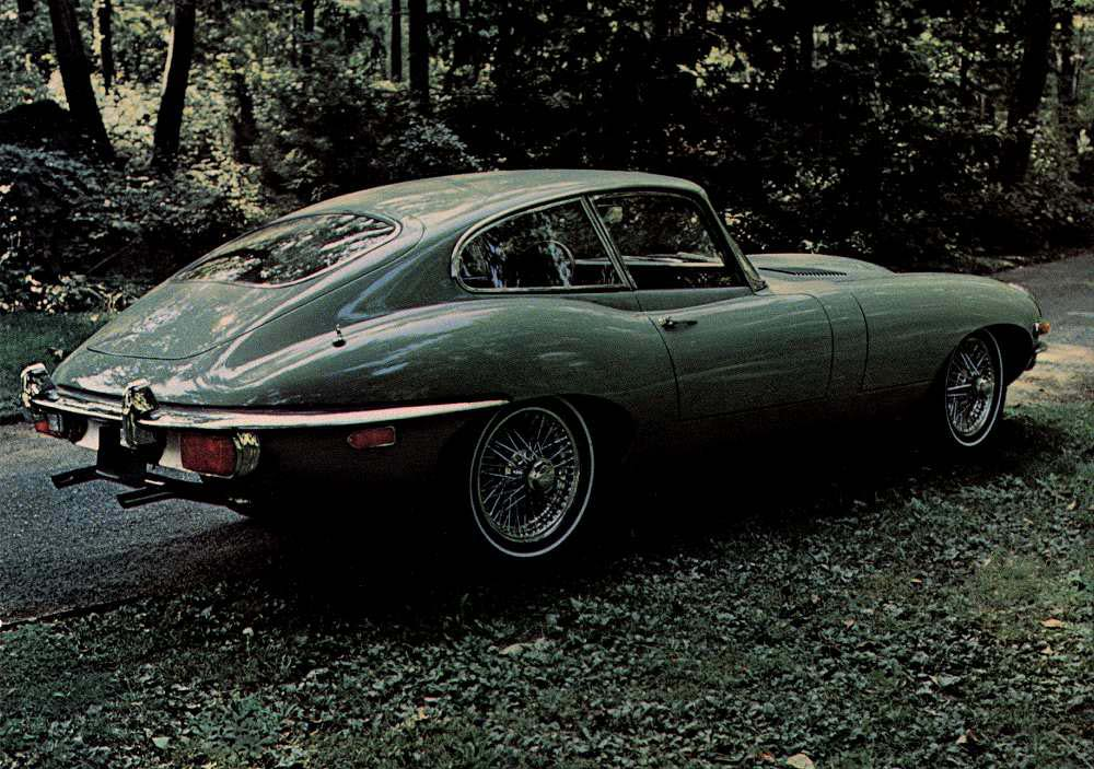 Jaguar E-Type photo 28718