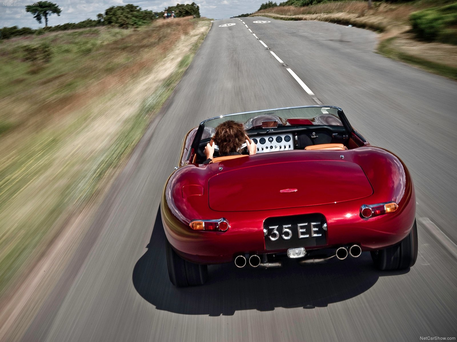 Jaguar E-Type Speedster photo 80732