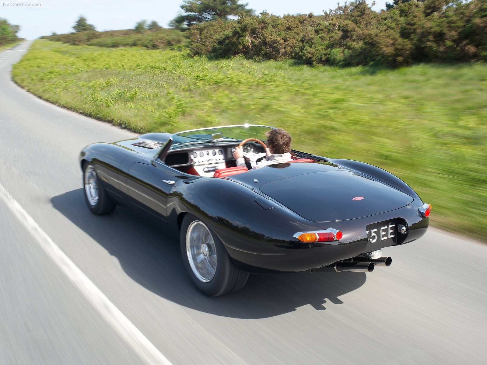 Jaguar E-Type Speedster photo 81803