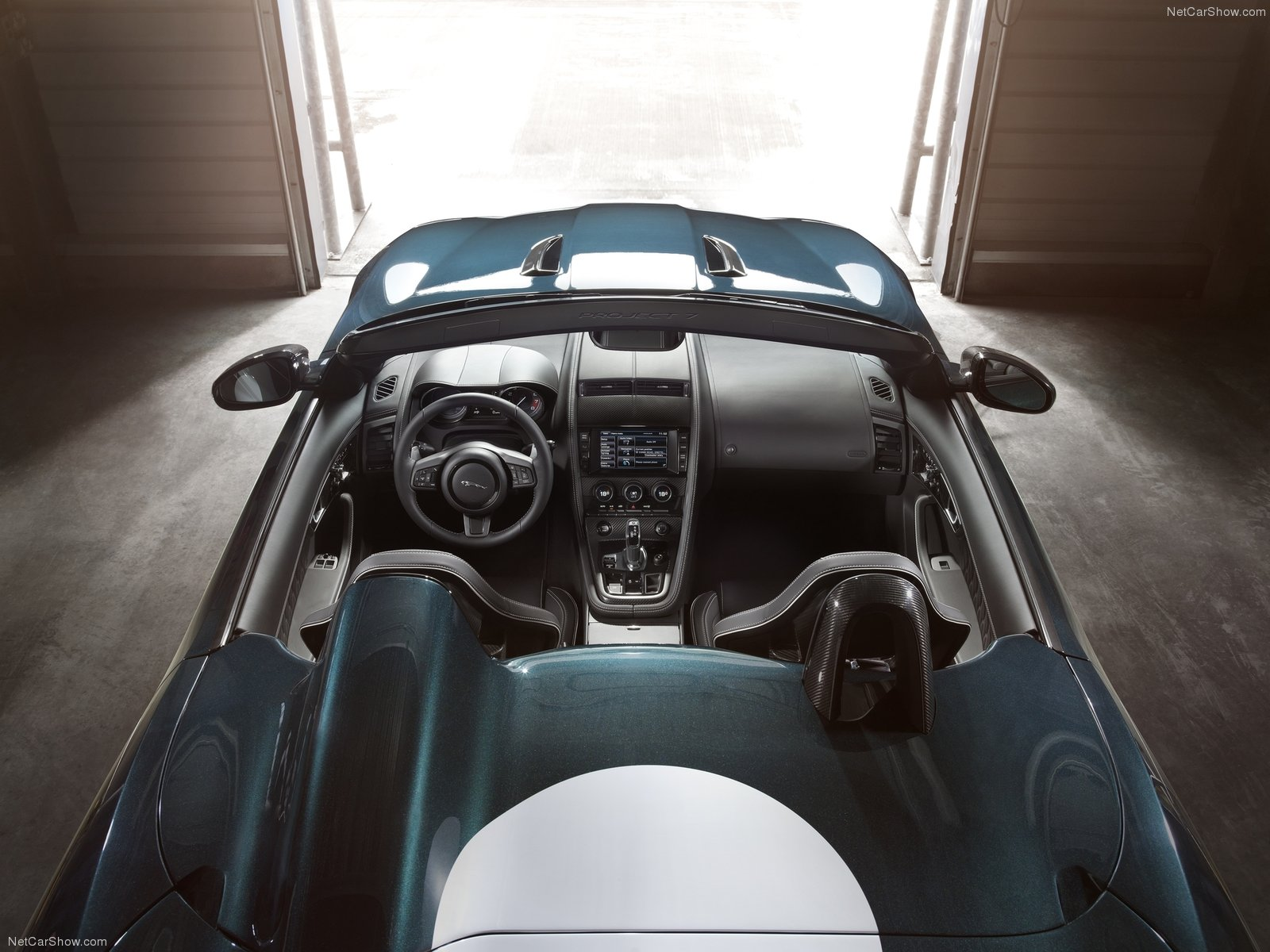 Jaguar F-Type Project 7 photo 147497