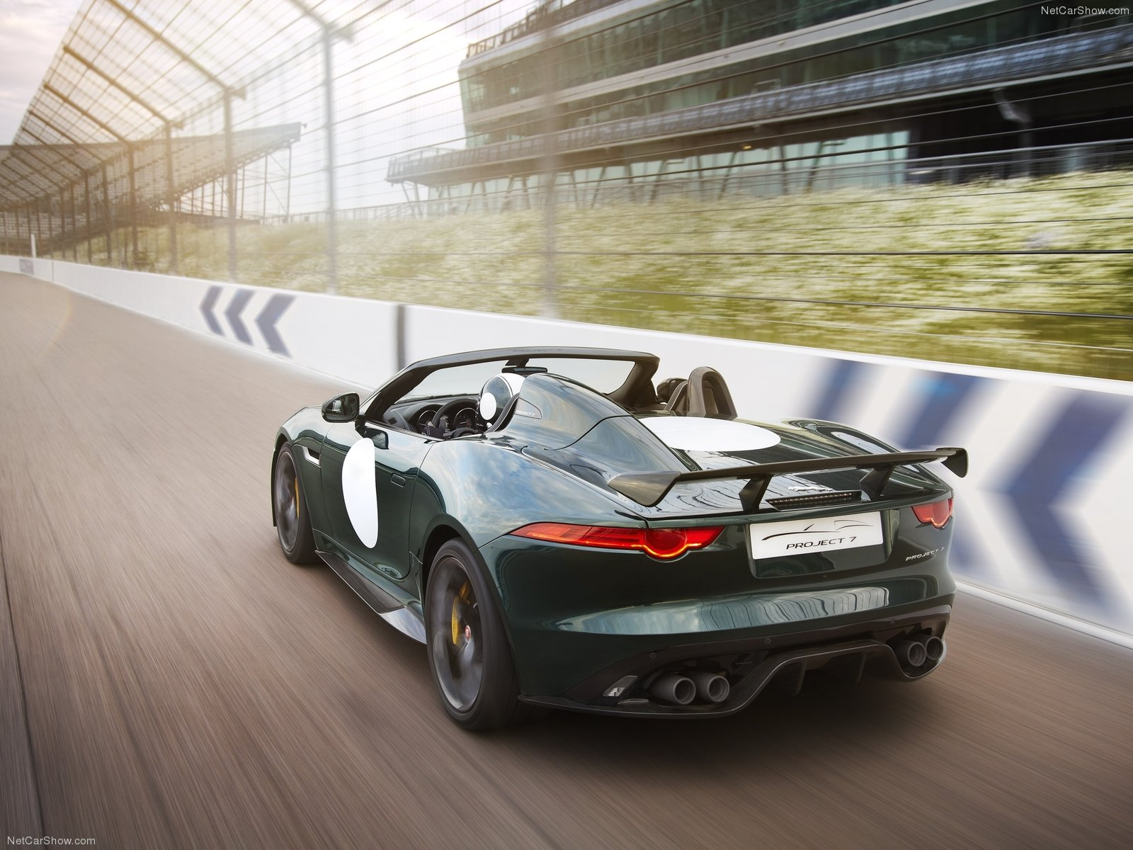 Jaguar F-Type Project 7 photo 147515