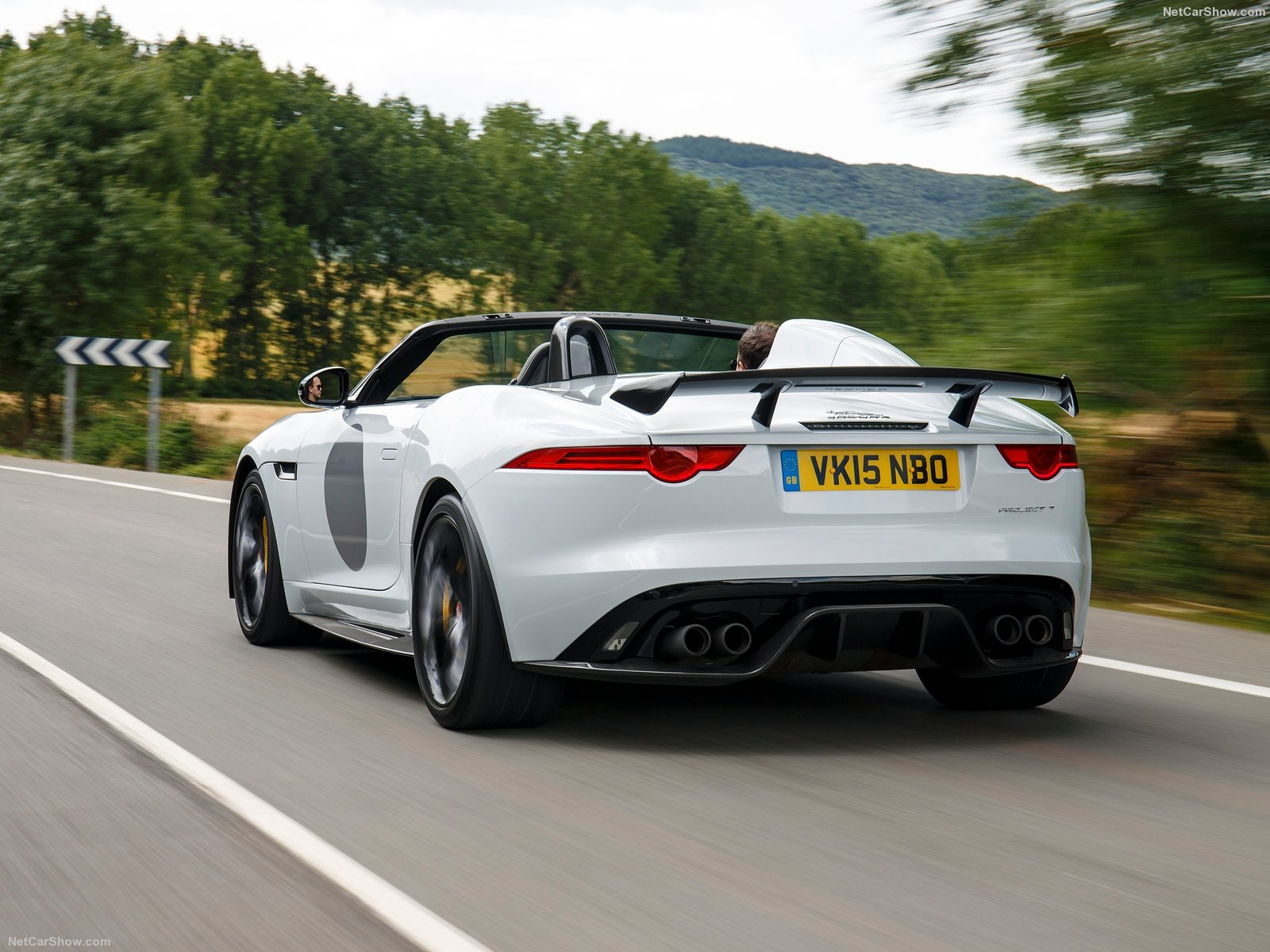 Jaguar F-Type Project 7 photo 147518
