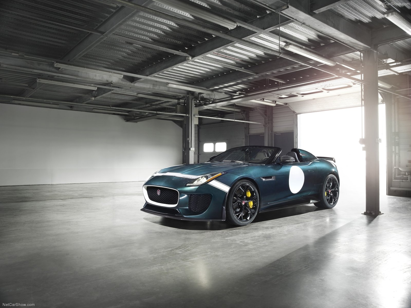 Jaguar F-Type Project 7 photo 147549