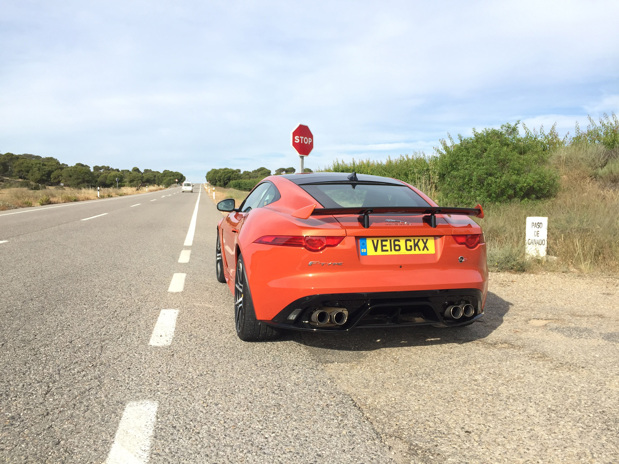Jaguar F-Type SVR photo 165411