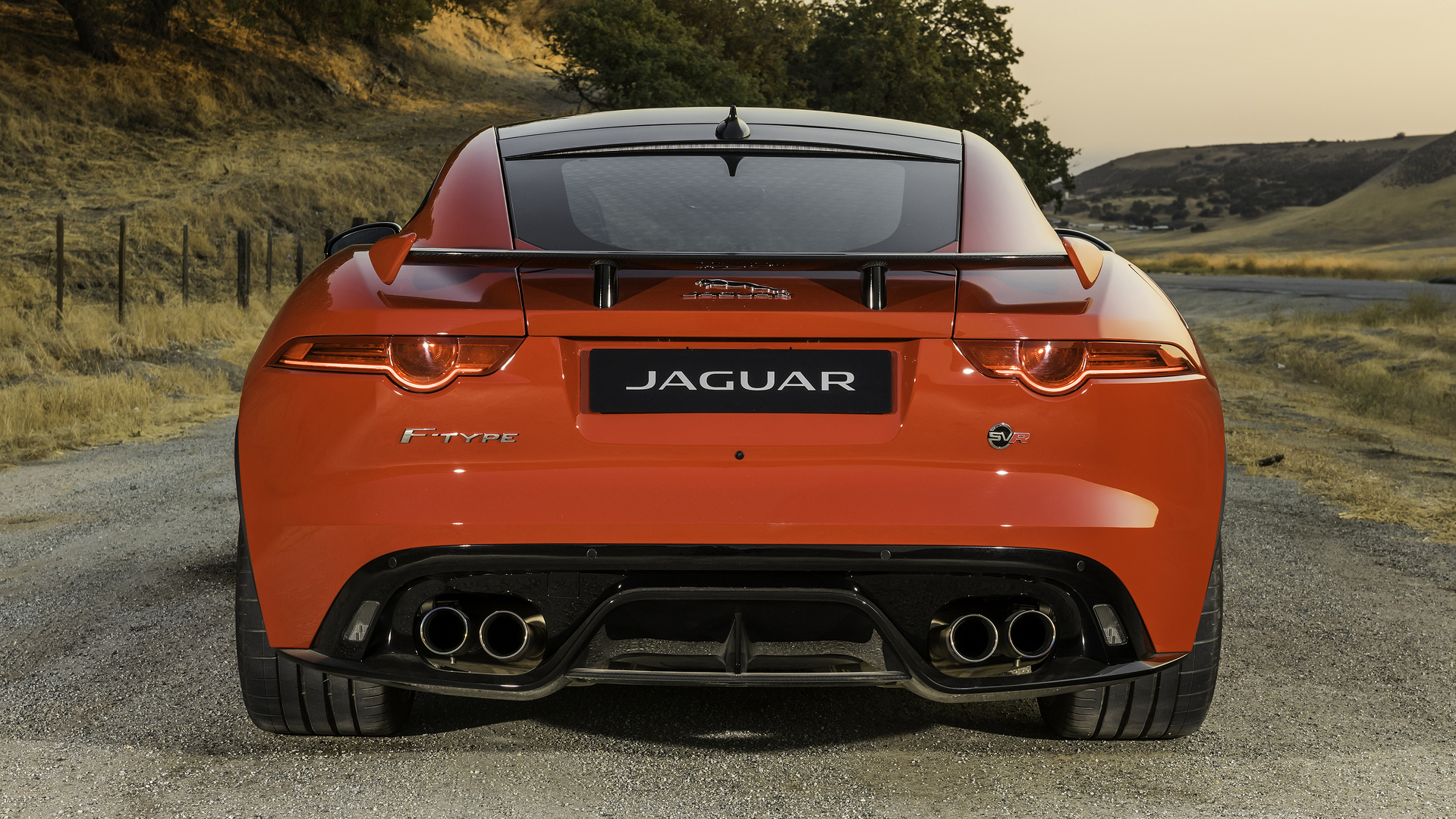 Jaguar F-Type SVR photo 168008