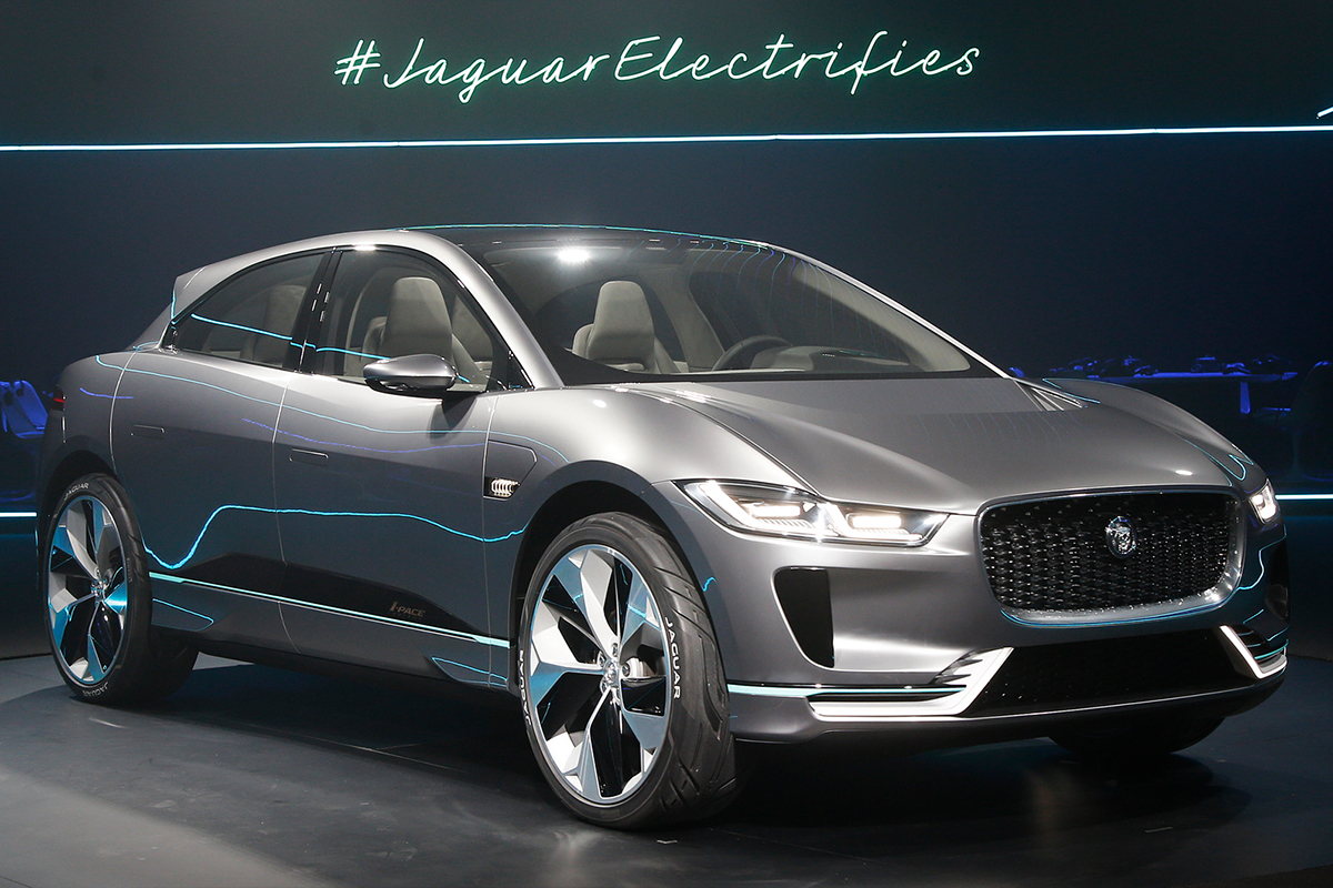 Jaguar I-Pace photo 171361