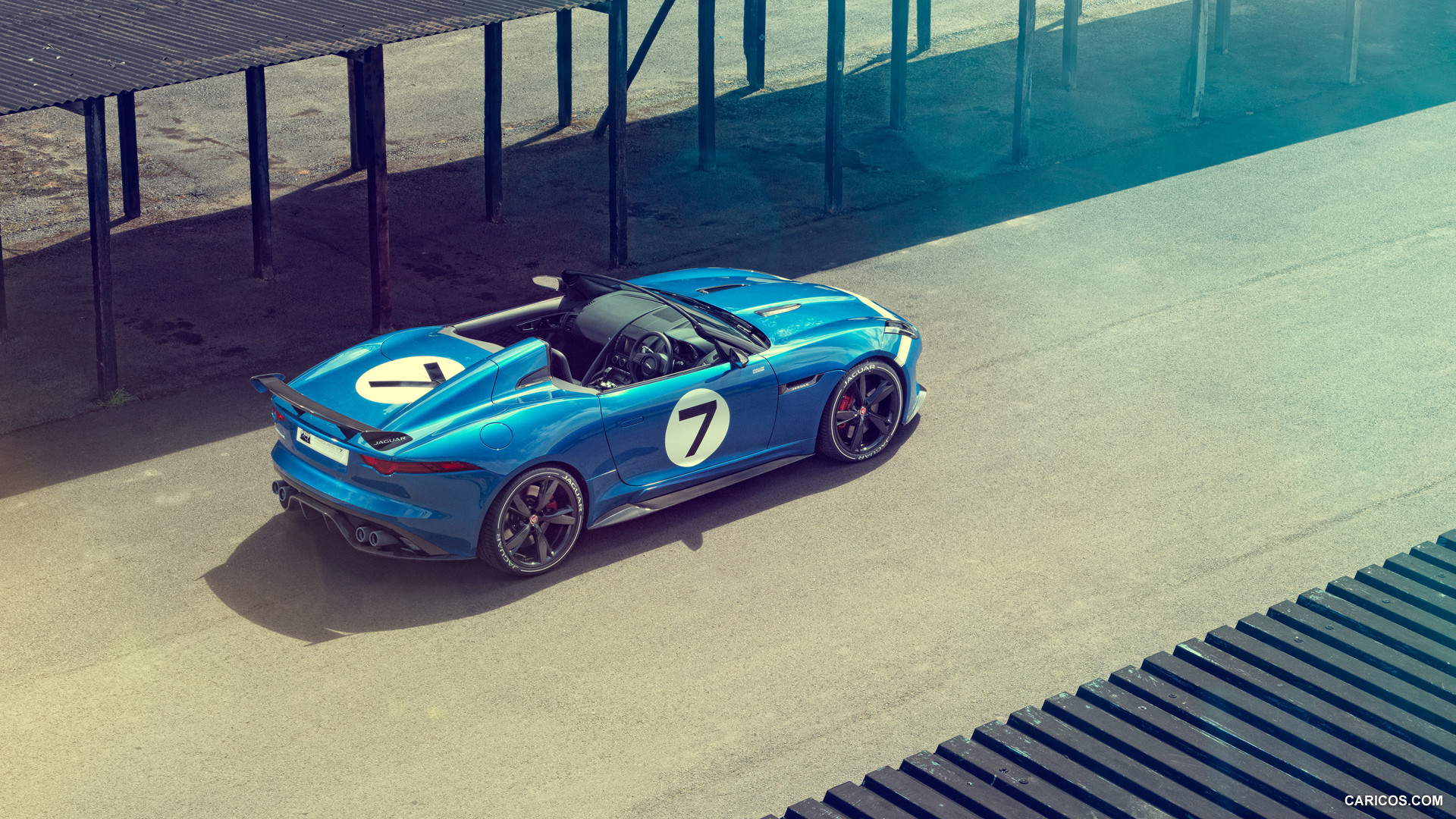 Jaguar Project 7 Concept photo 110605