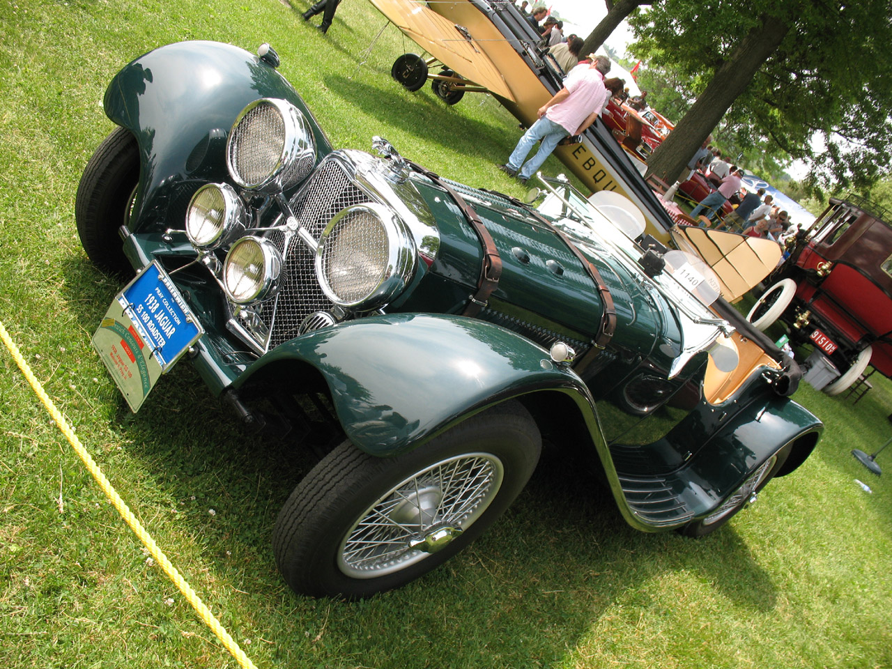 Jaguar SS100 photo 46608