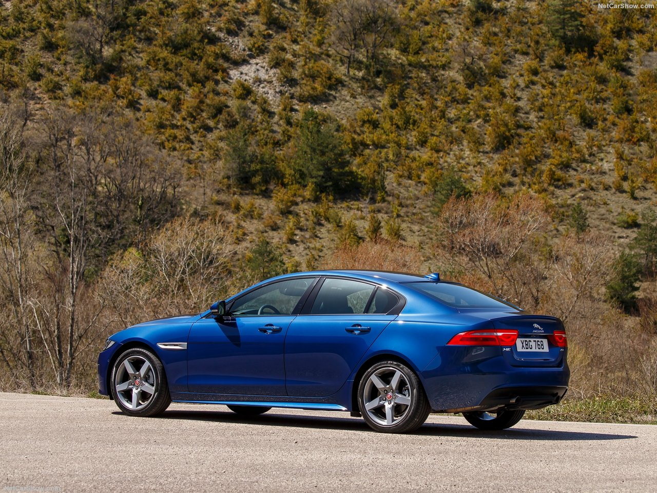 Jaguar XE photo 144668