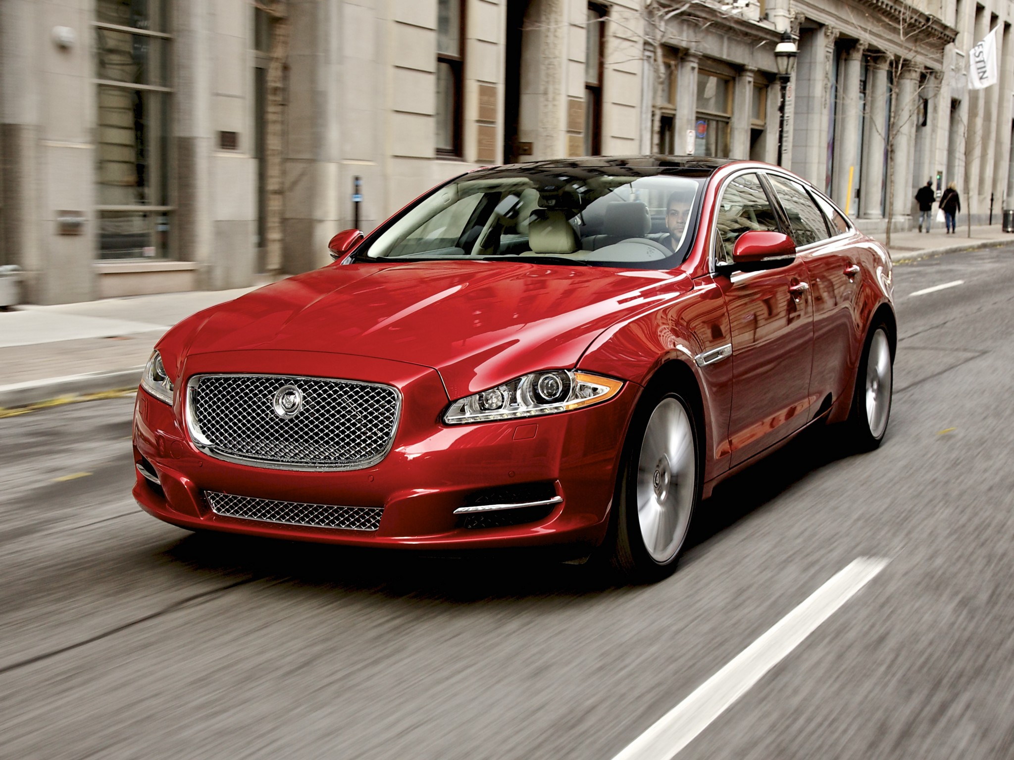 Jaguar XJ photo 97637