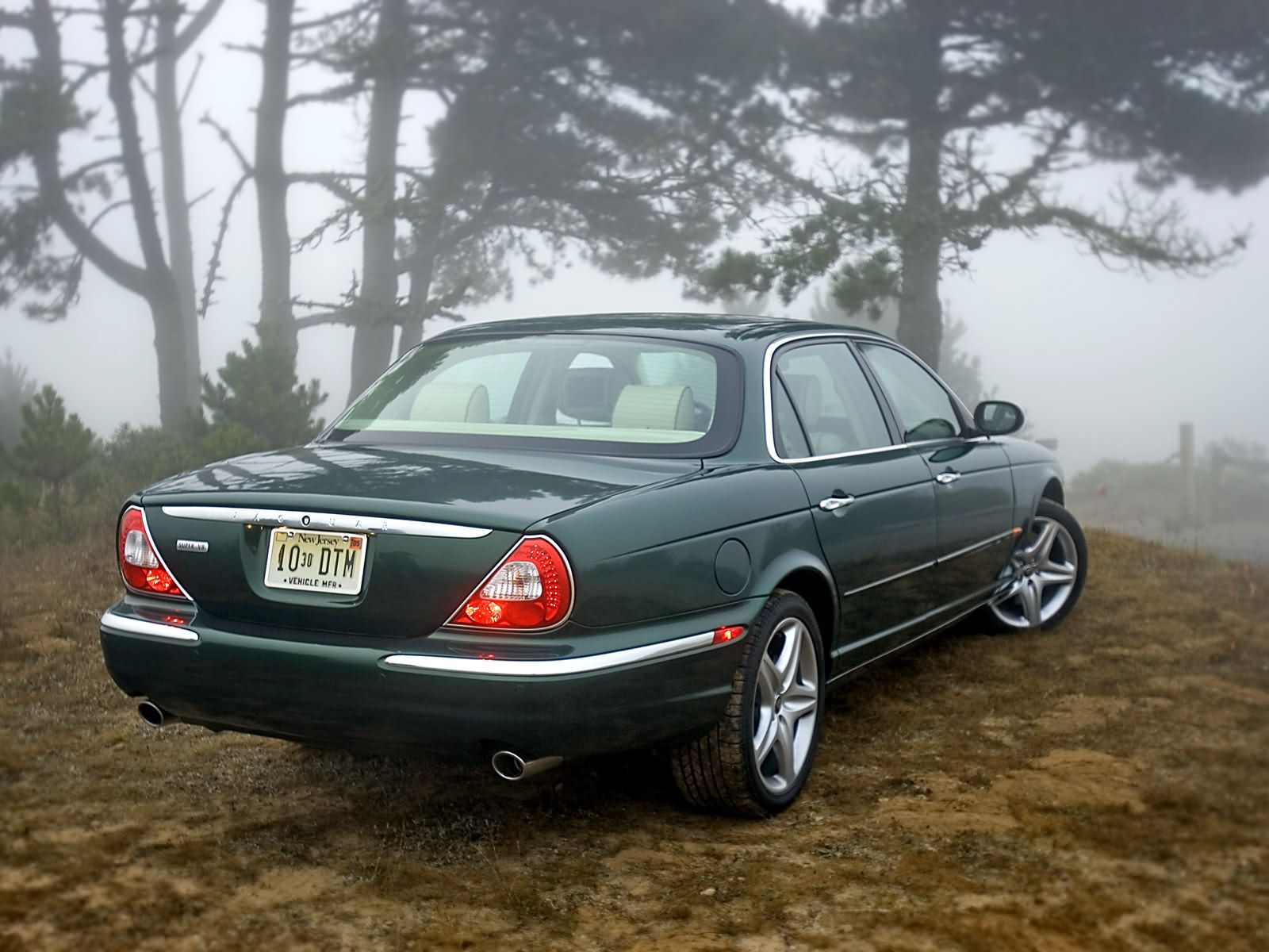 Jaguar XJ Super V8 photo 11705