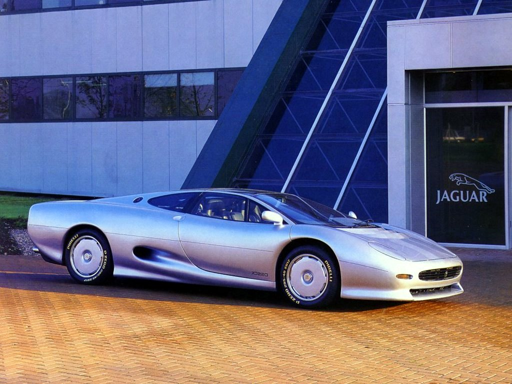 Jaguar XJ220 photo 103