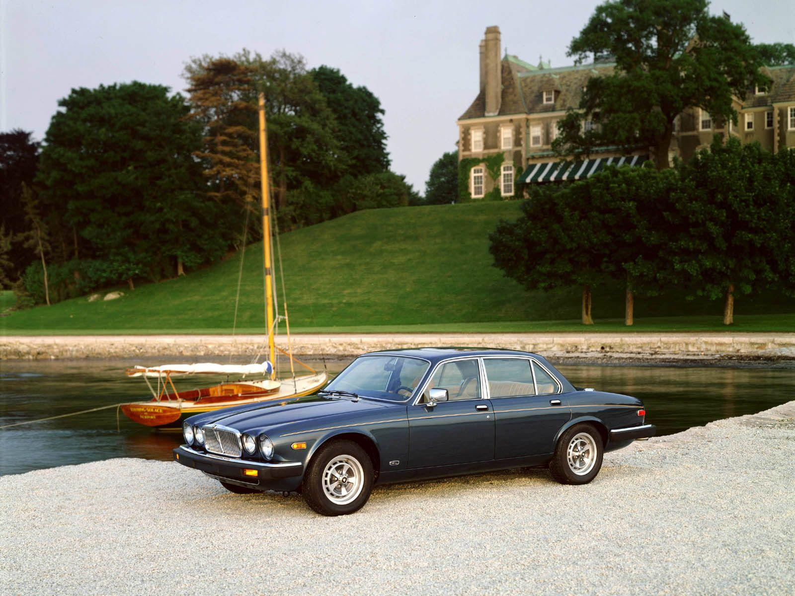 Jaguar XJ6 photo 28696