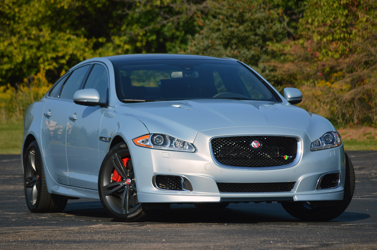 Jaguar XJR photo 102715