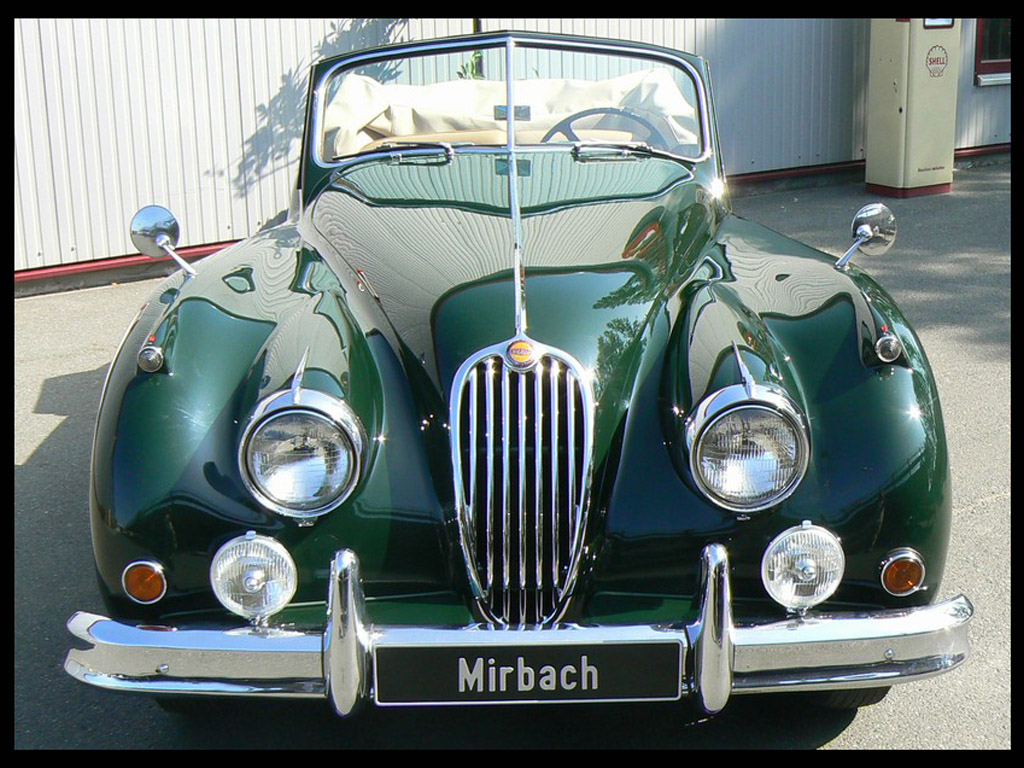 Jaguar XK 140 photo 37727