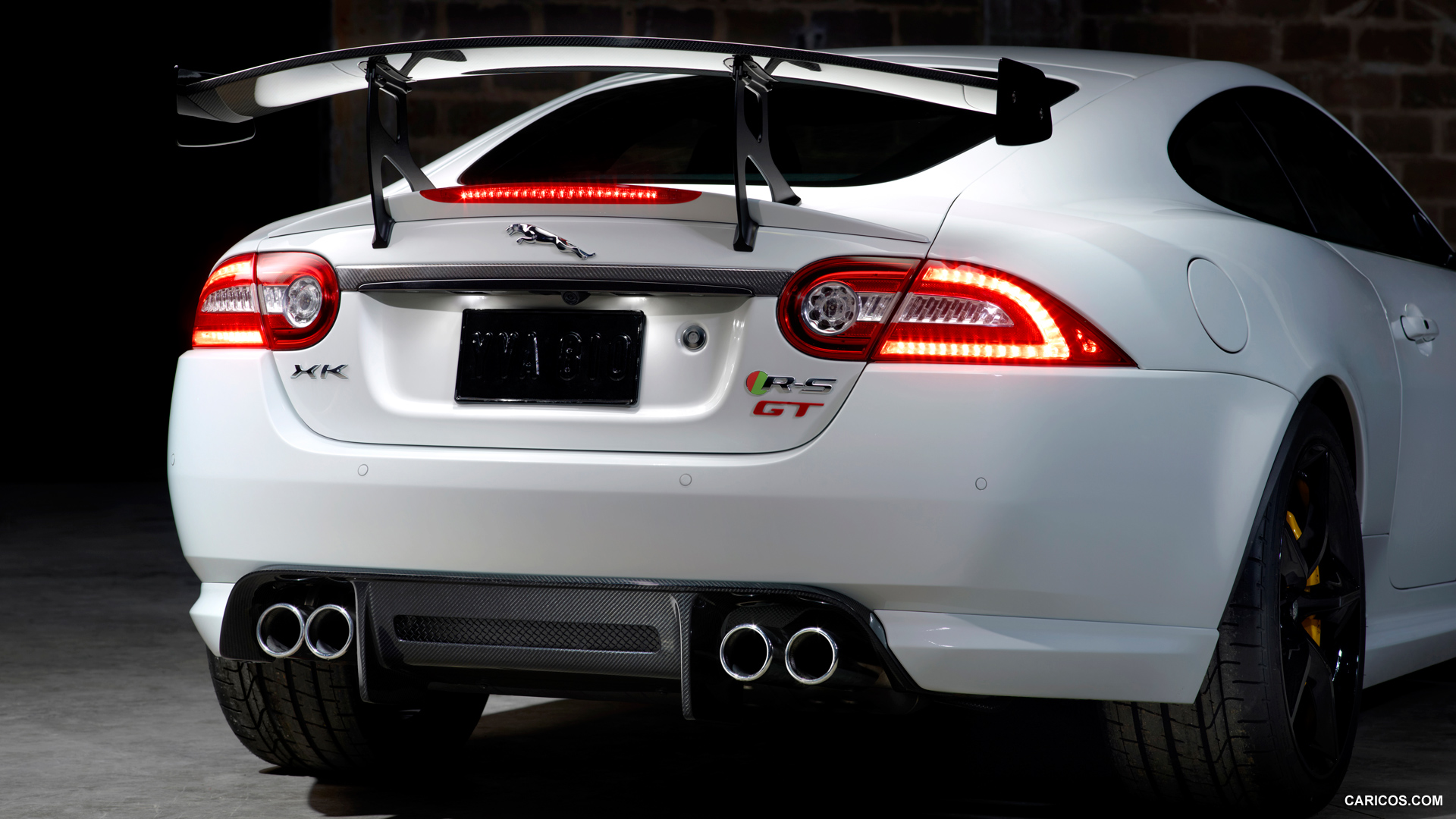 Jaguar XKR-S GT photo 108456