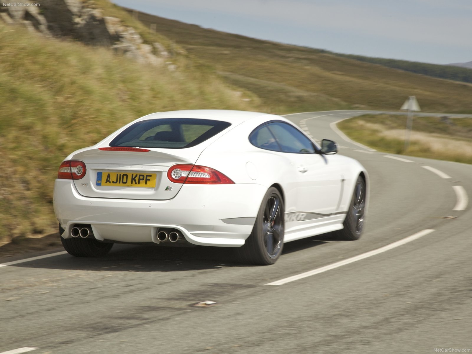 Jaguar XKR Speed photo 76189