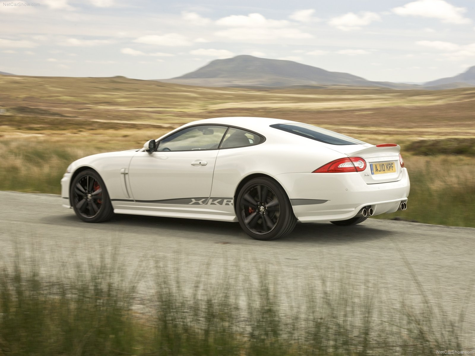 Jaguar XKR Speed photo 76191