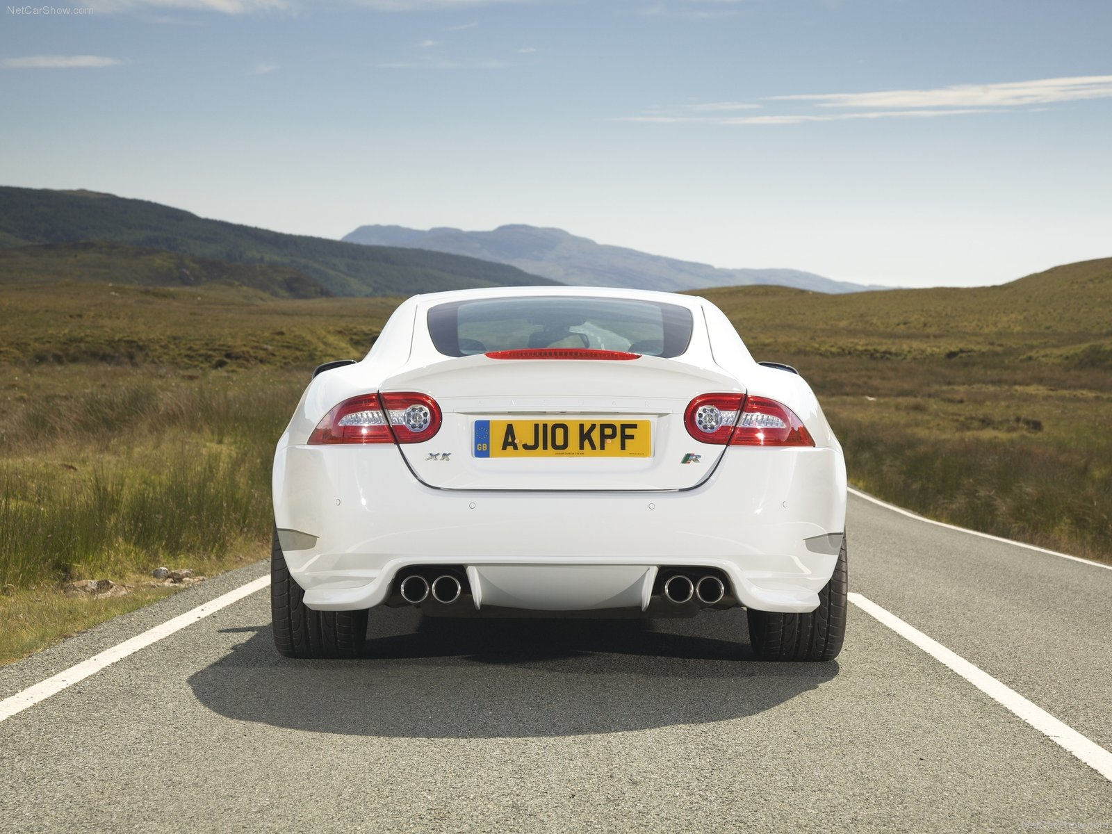 Jaguar XKR Speed photo 76197