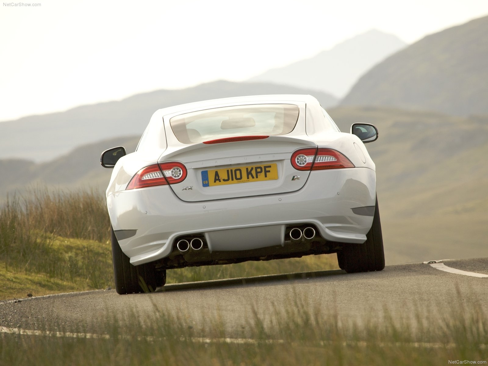 Jaguar XKR Speed photo 76198
