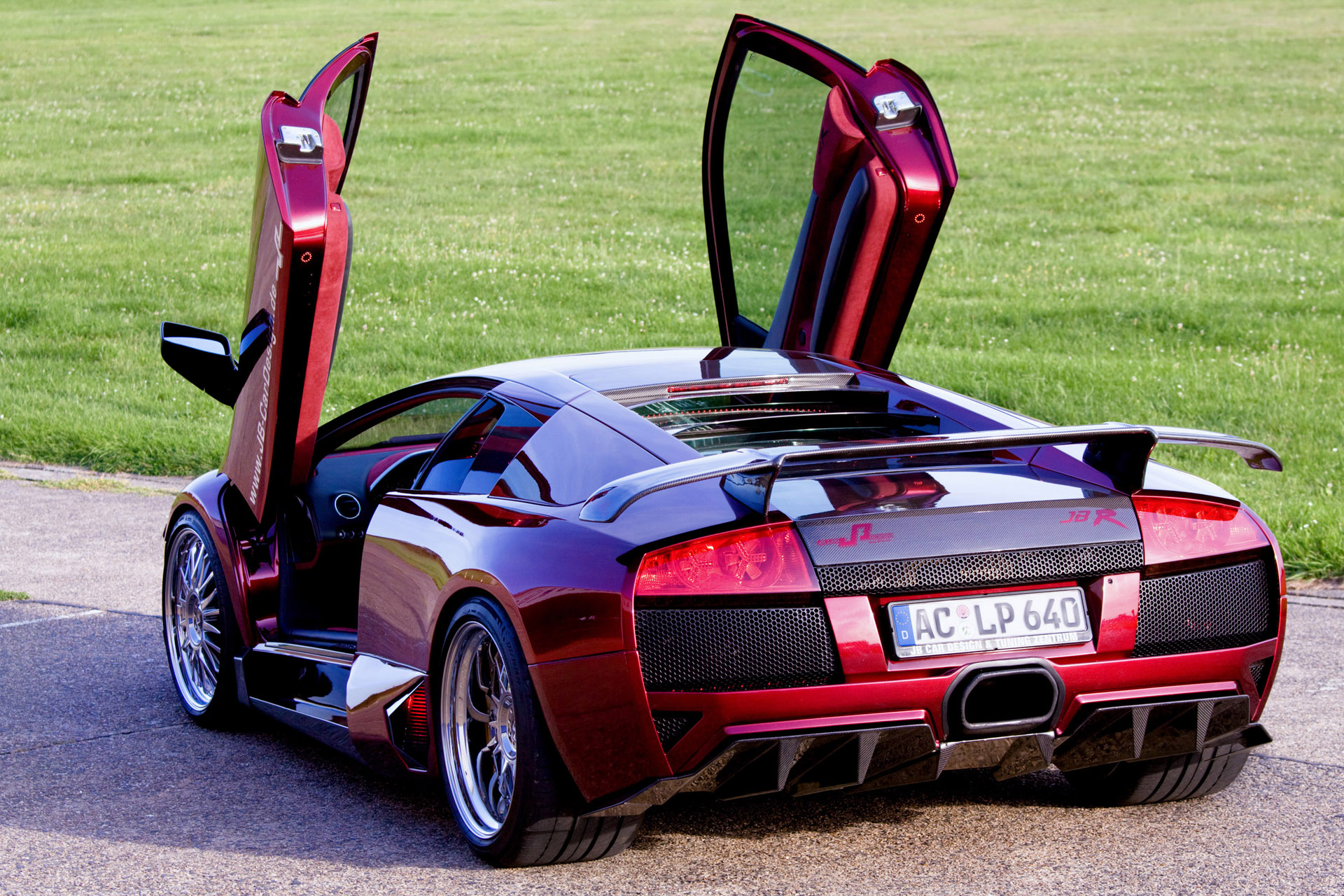 JB Car Design Lamborghini Murcielago LP640 JB-R photo 67941