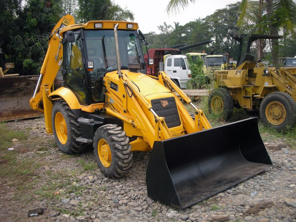 JCB 3CX photo 60731
