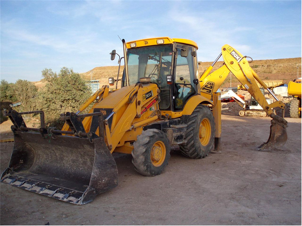 JCB 3CX photo 60732