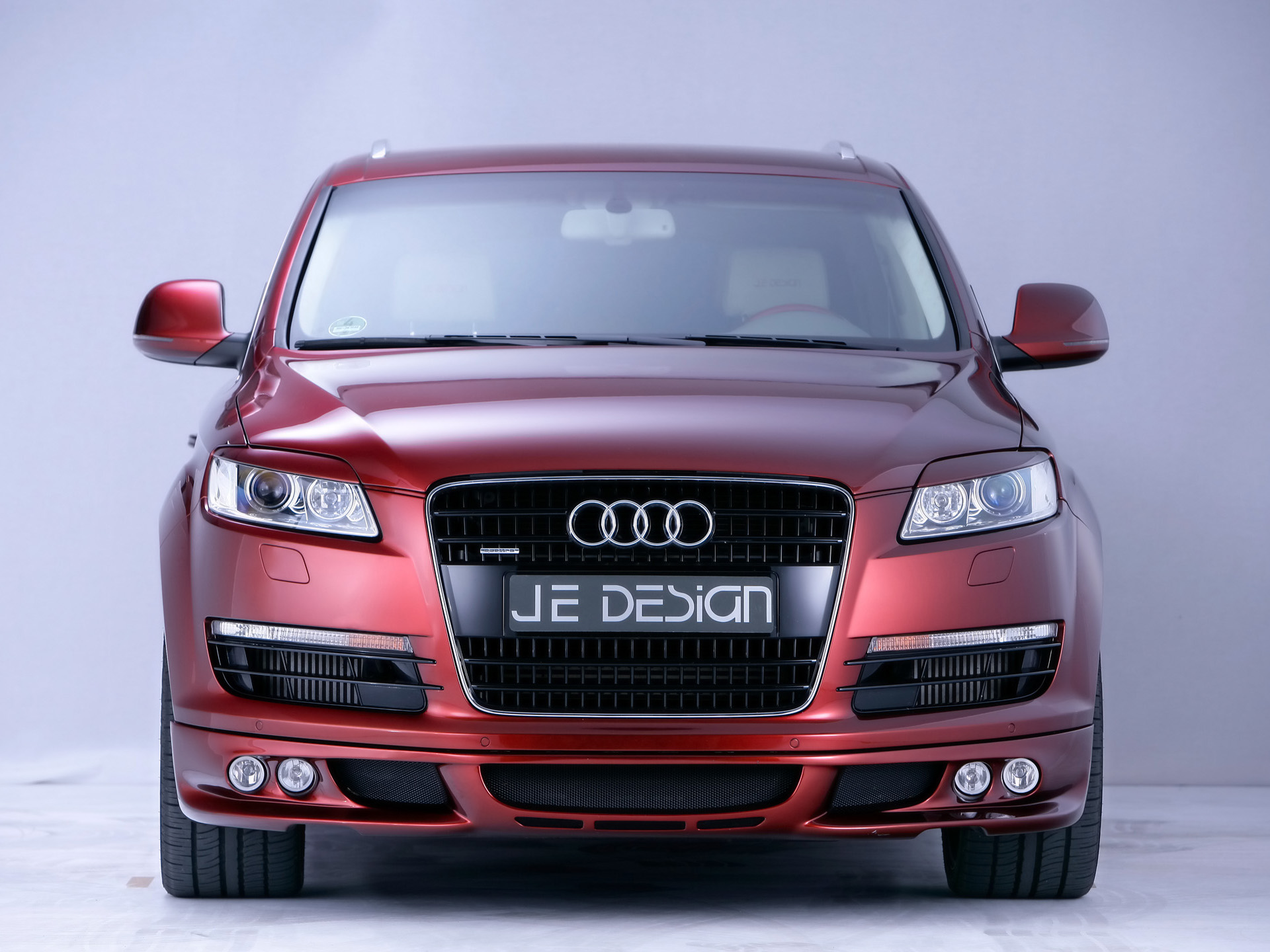 JE Design Audi Q7 Street Rocket photo 56745