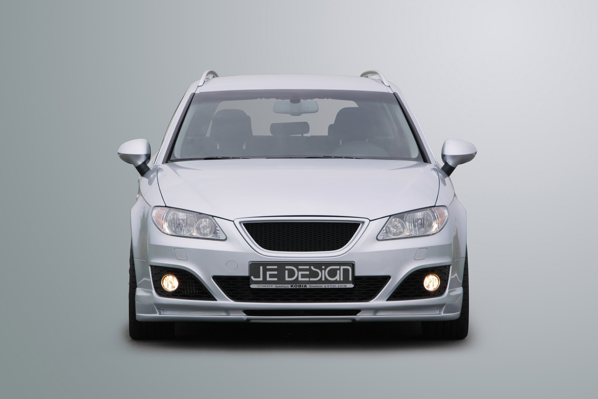JE Design Seat Exeo ST photo 66956