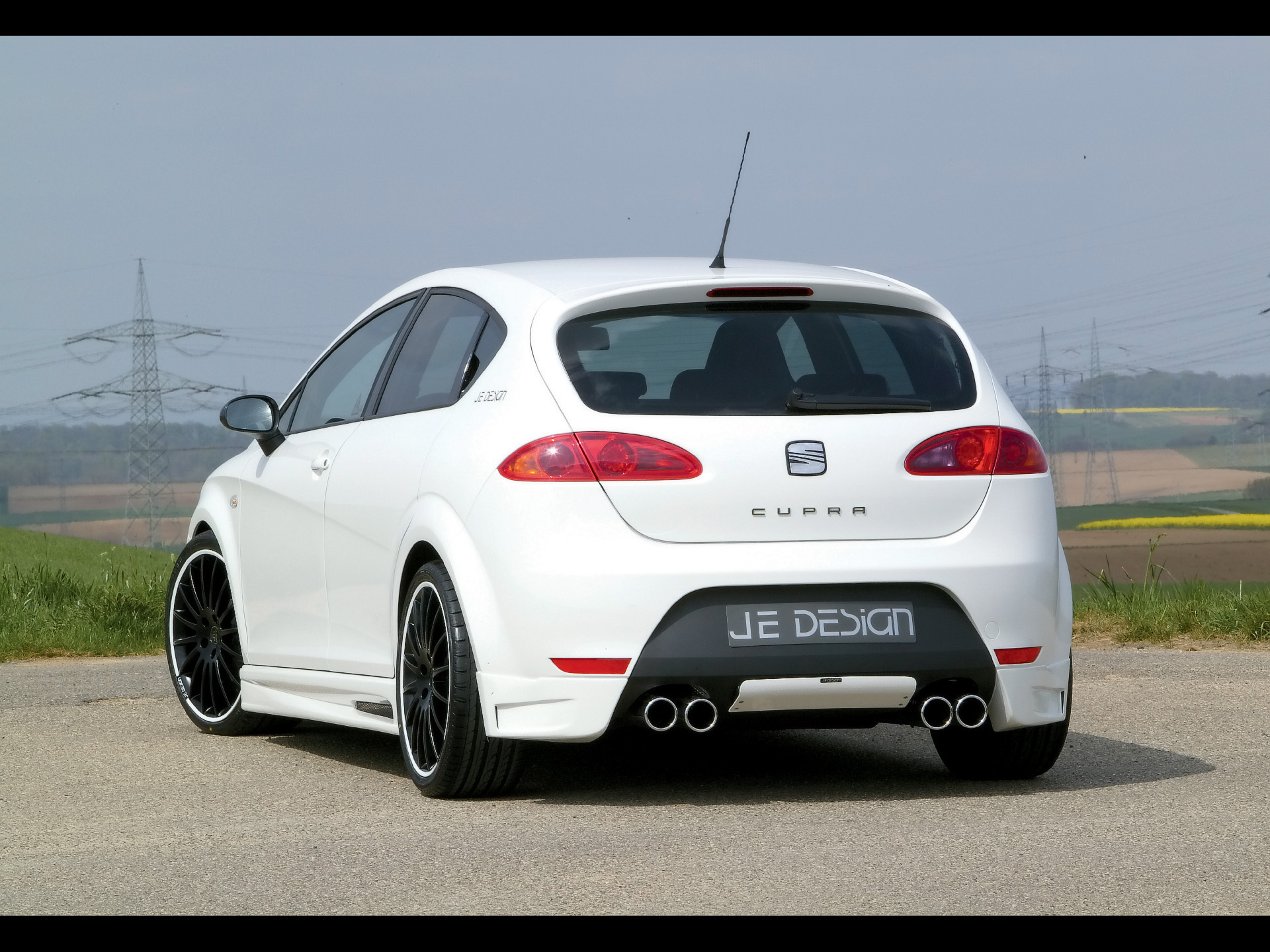 JE Design SEAT Leon Cupra photo 44269