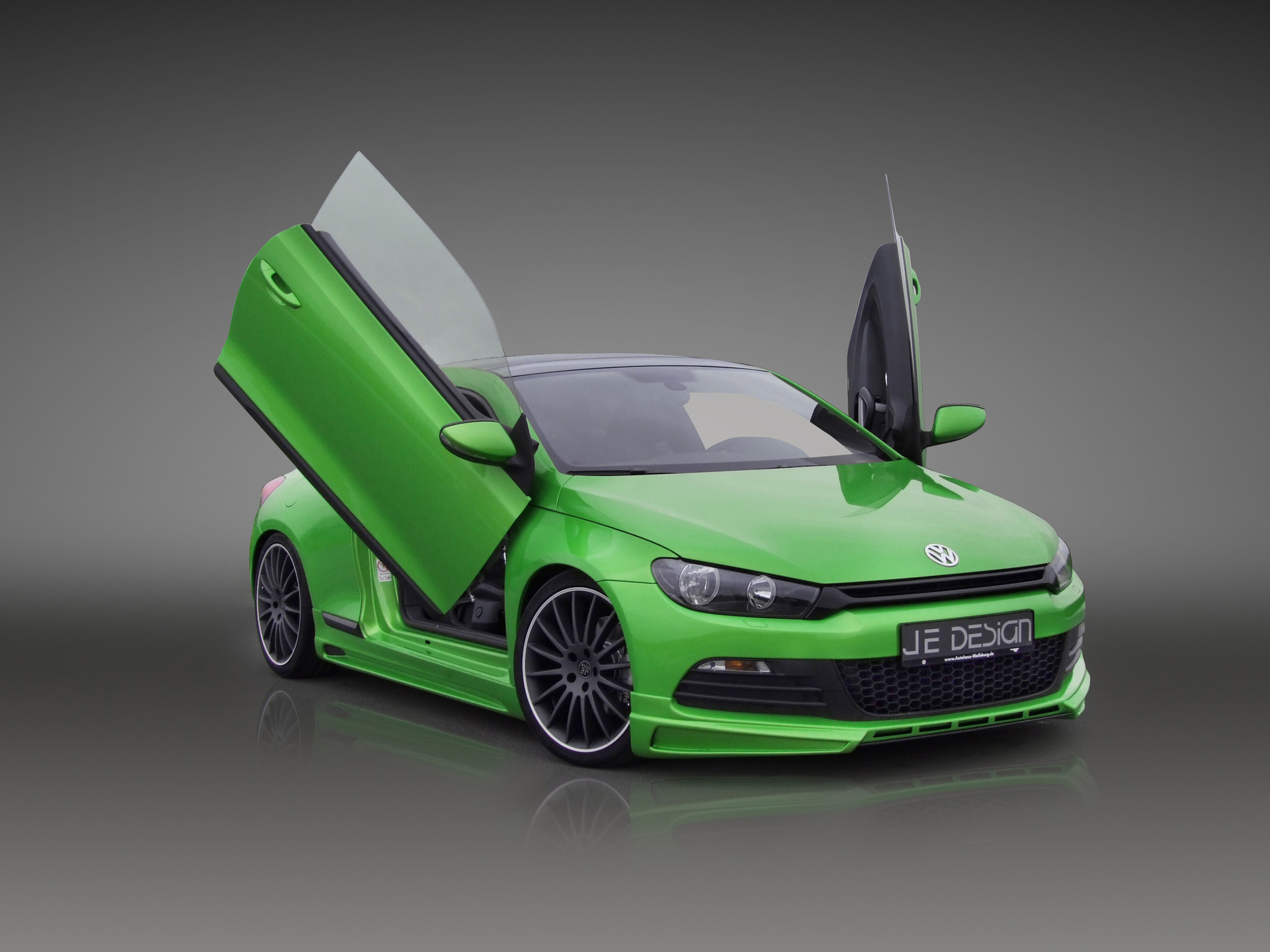 JE Design Volkswagen Scirocco photo 65324