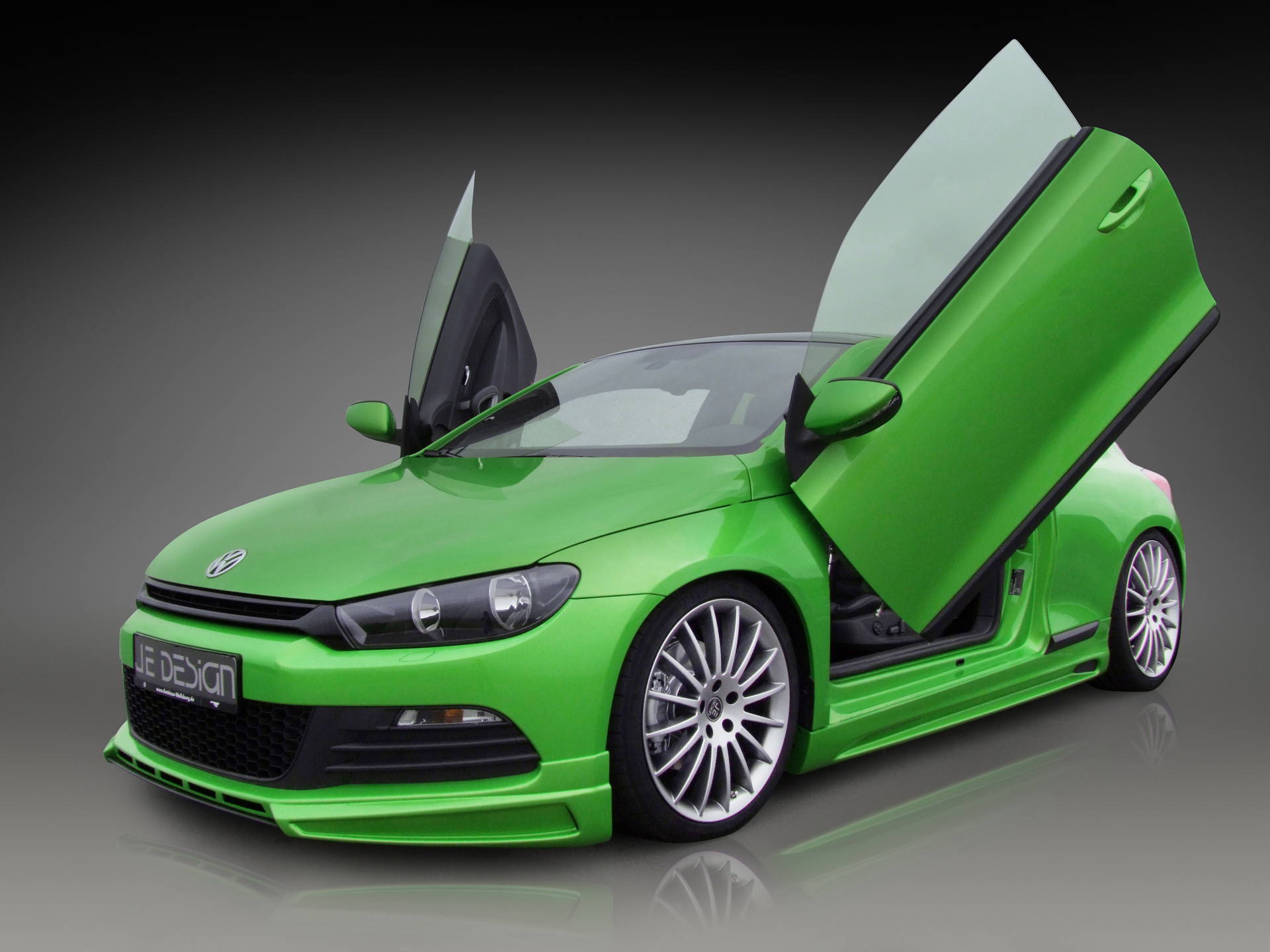 JE Design Volkswagen Scirocco photo 65328