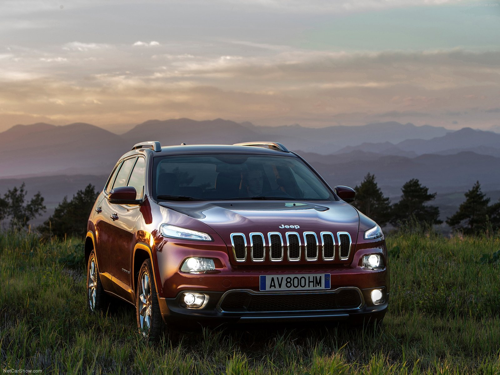 Jeep Cherokee EU-Version photo 107518
