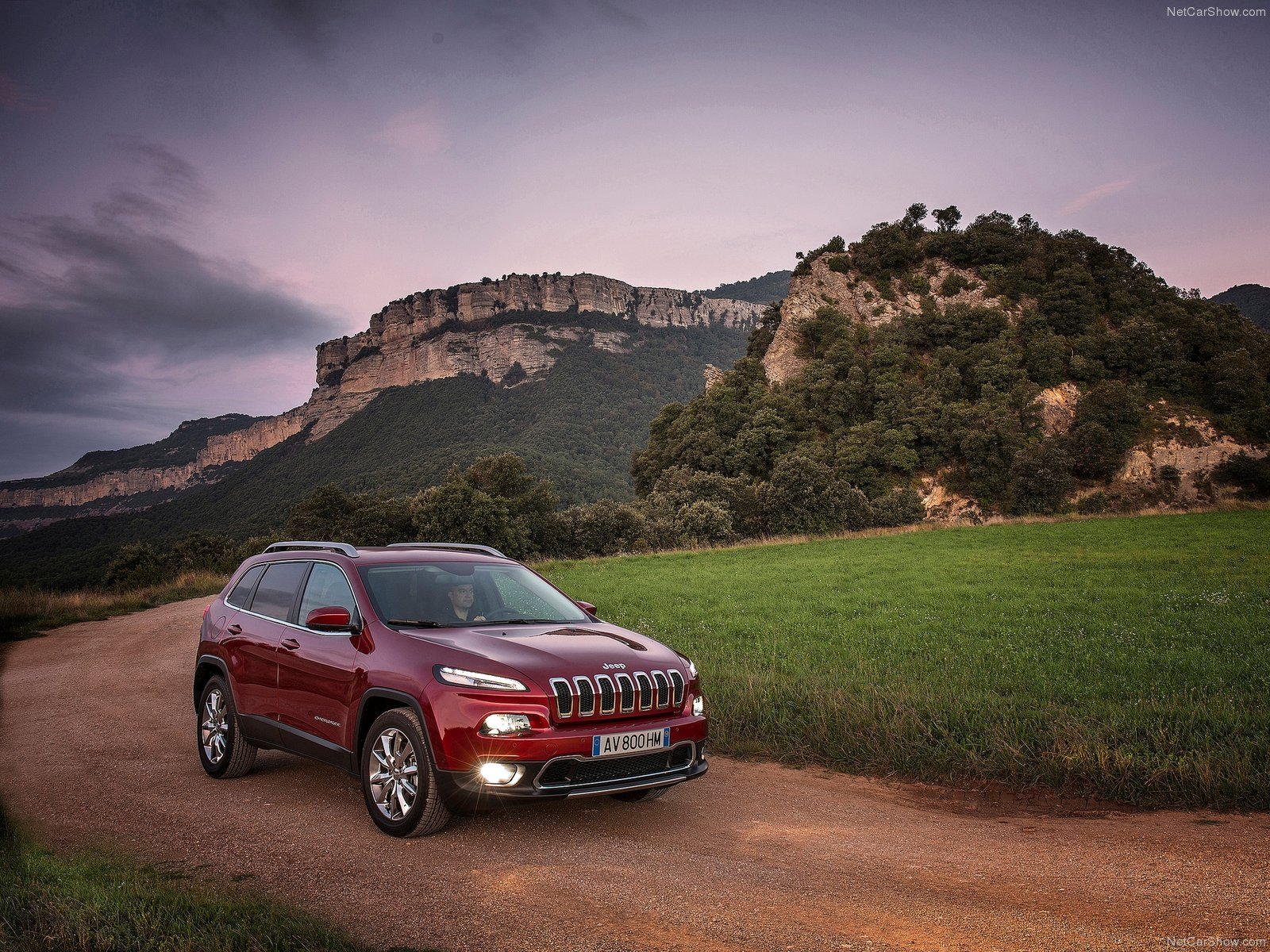 Jeep Cherokee EU-Version photo 107526
