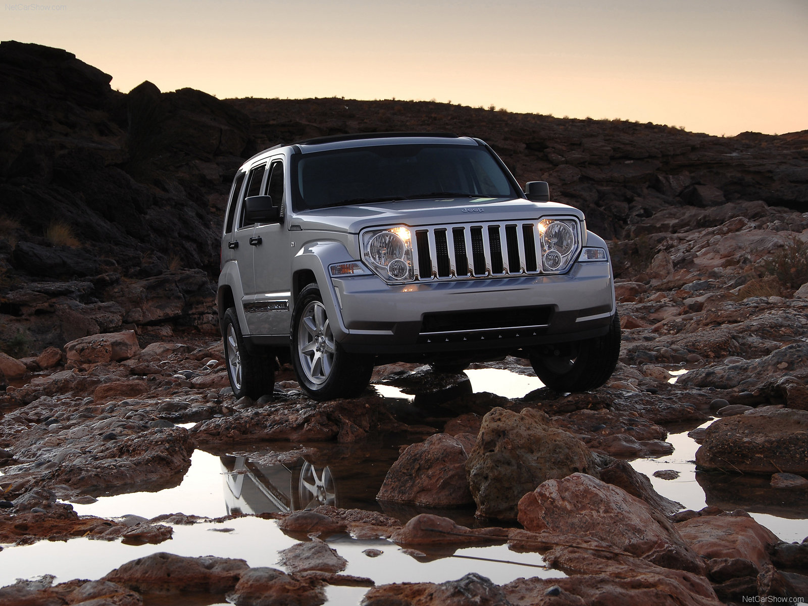 Jeep Cherokee photo 55264