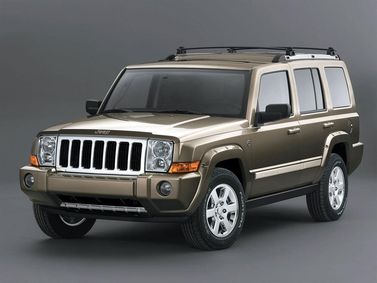 Jeep Commander photo 30966