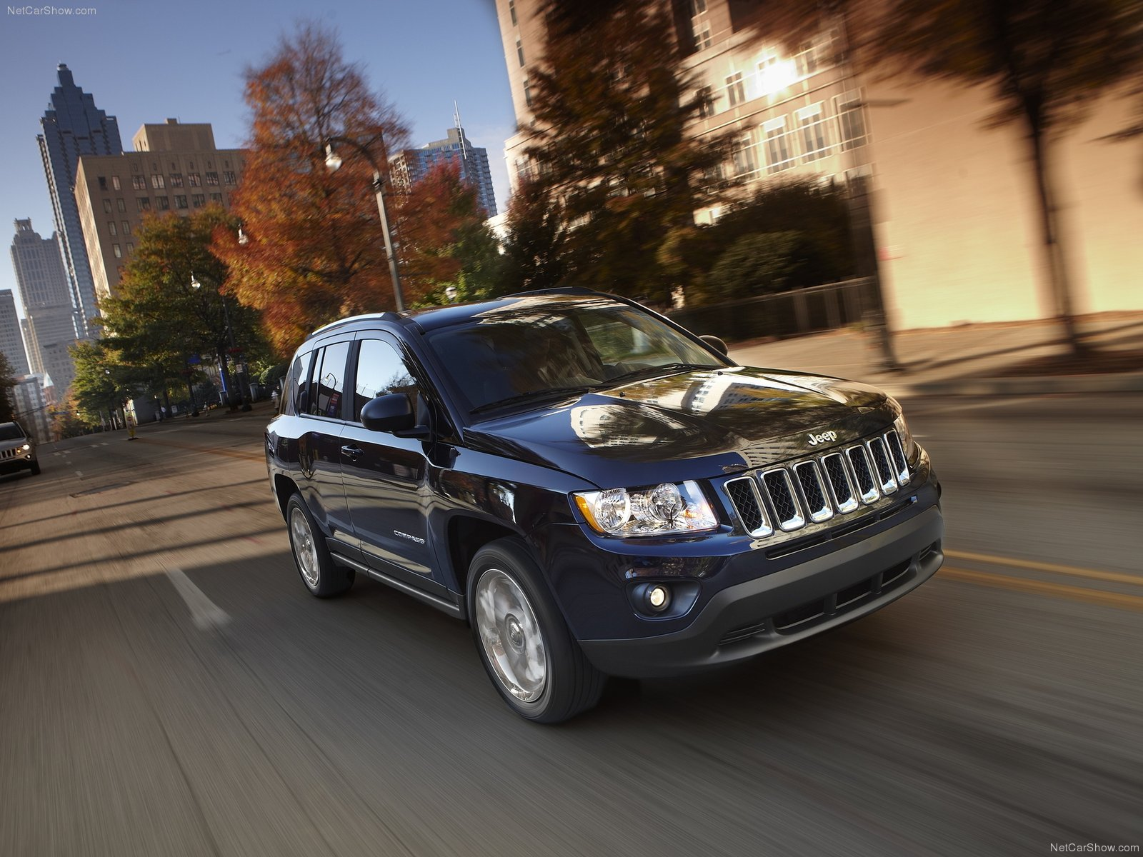 Jeep Compass photo 77284