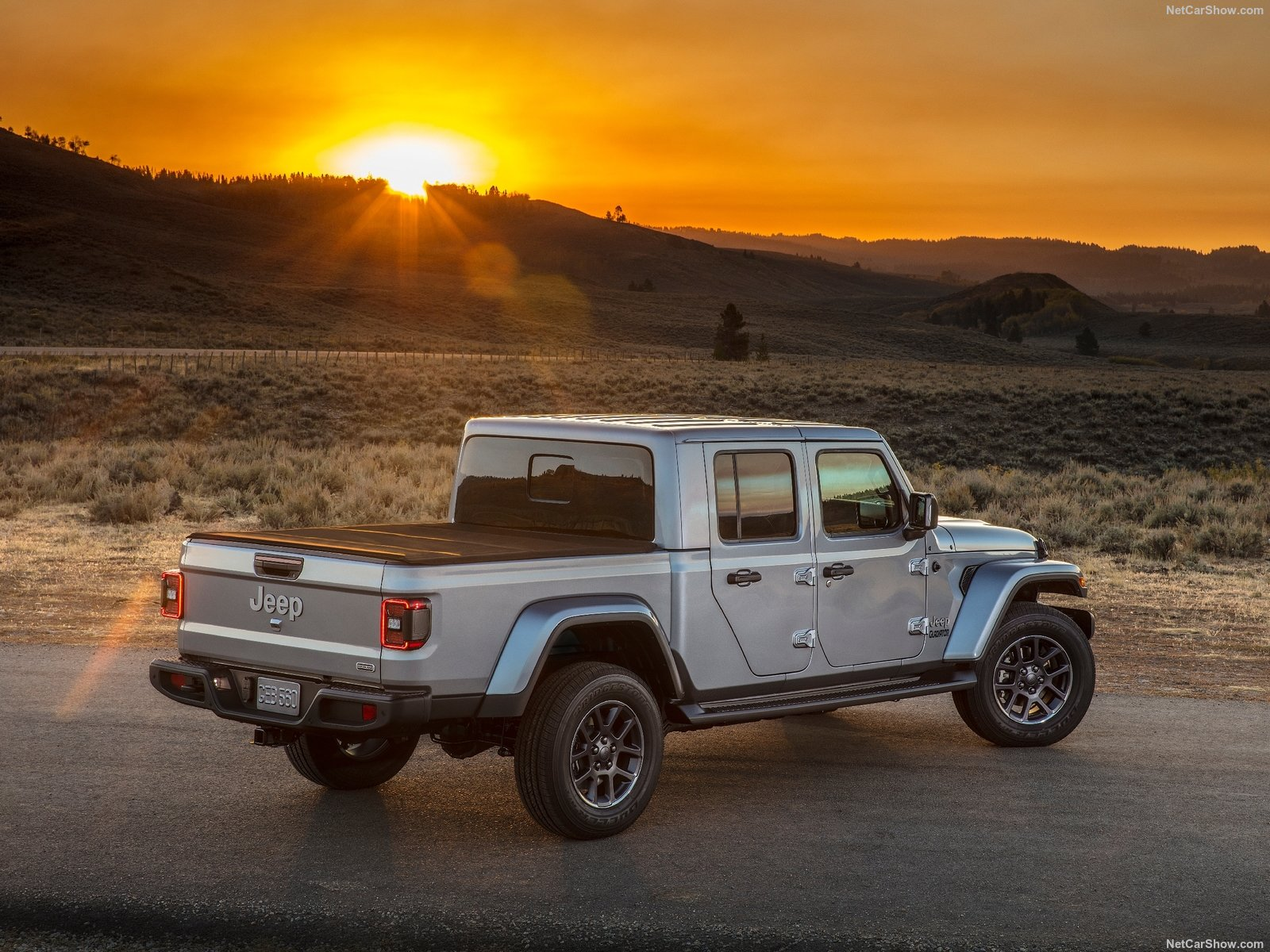 Jeep Gladiator photo 192432