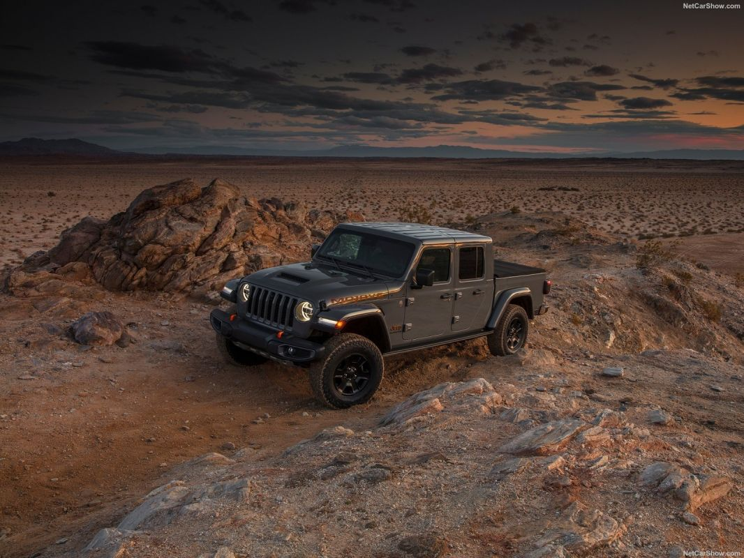 Jeep Gladiator photo 196988